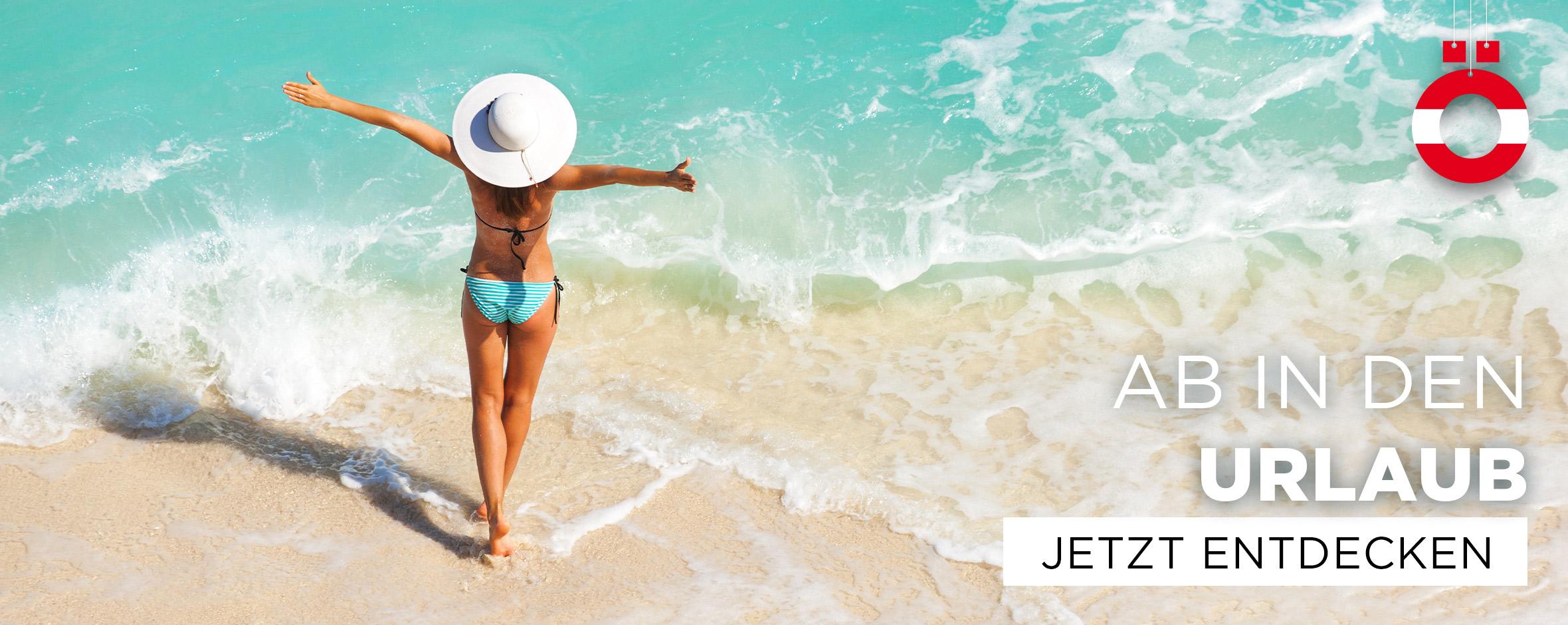 Bademode,Strandaccessoires & praktische Reisebegleiter