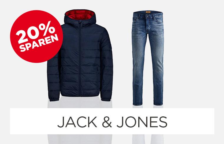 -20% auf Jack & Jones