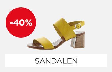 Sandalen Sale