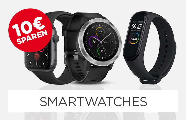 Smartwatches is Aktion