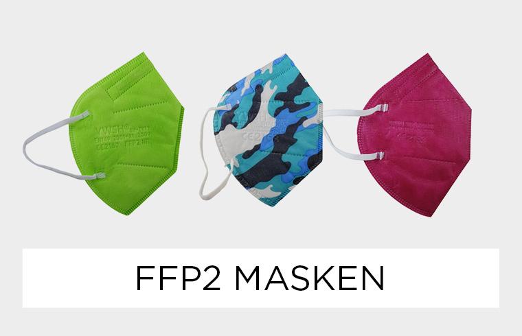 Mund-Nasen-Schutz Masken, FFP2 Masken - shöpping.at