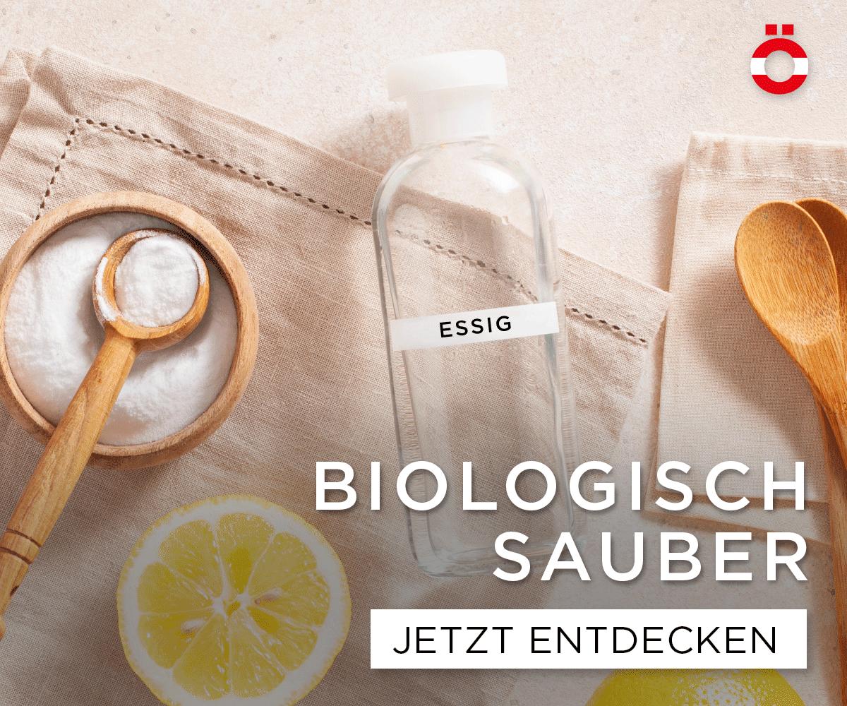Biologisch sauber - shöpping.at
