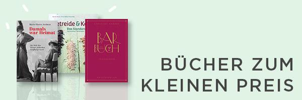 Bücher zum kleinen Preis - shöpping.at