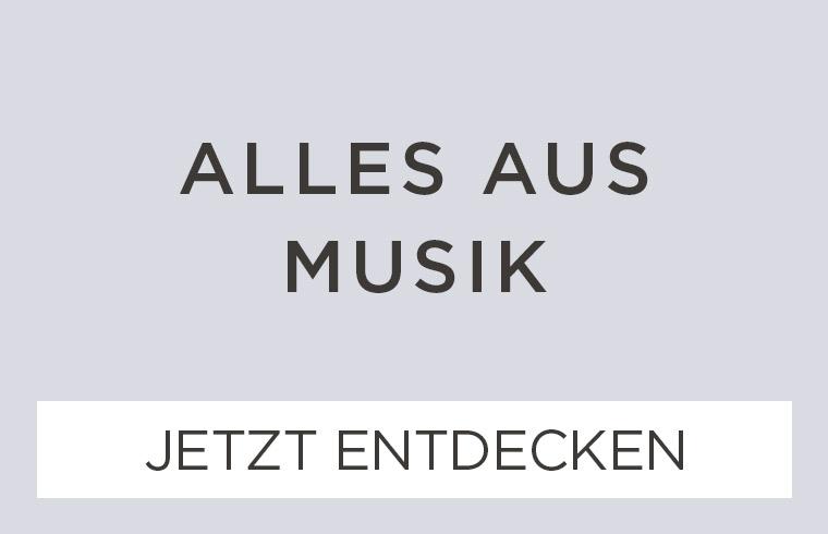 Aus zahlreichen Musik-Genres wählen - shöpping.at