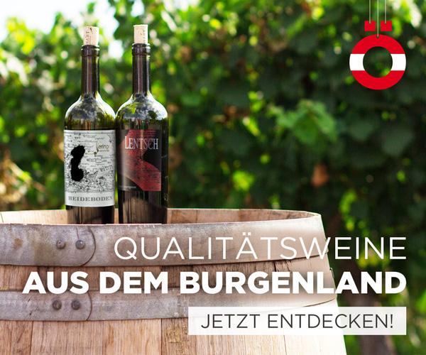 Qualitätsweine aus dem Burgenland