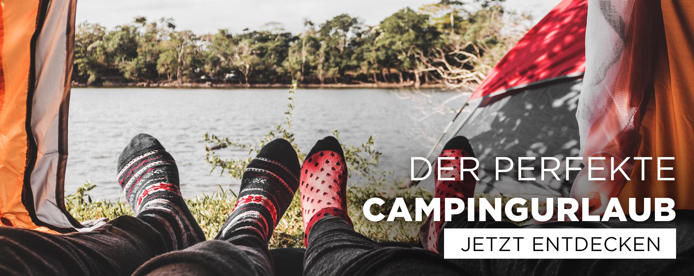 Der perfekte Campingurlaub