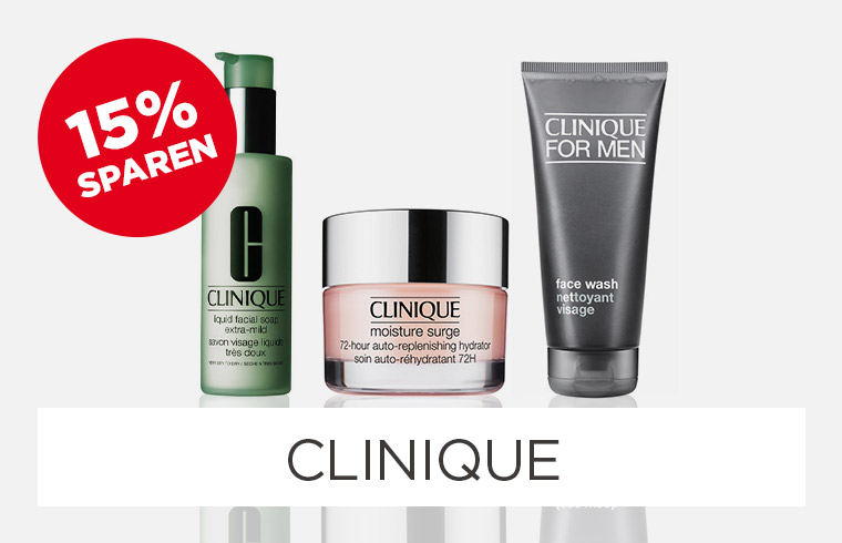 -15% auf Clinique