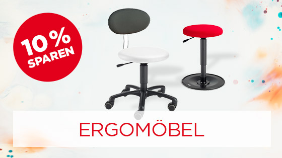 -10% auf ergonomische Möbel