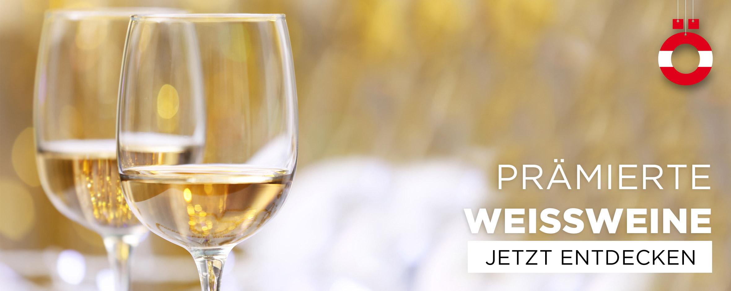 Prämierte Weissweine