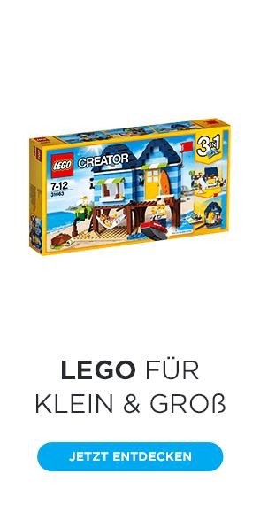 LEGO für Groß & Klein