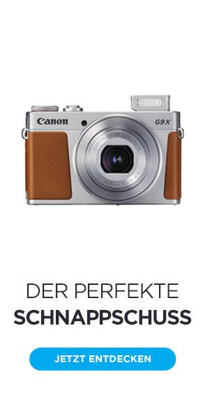 Digitalkameras - Der perfekte Schnappschuss