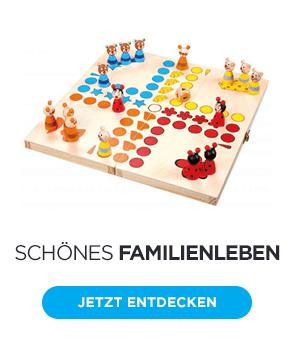 Schönes Familienleben