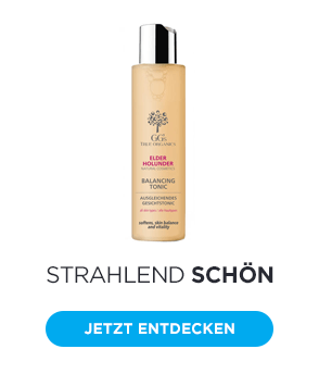 Strahlend schön