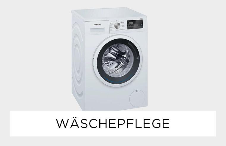 Wäschepflege - Frühjahrsputz