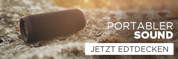 Portabler Sound