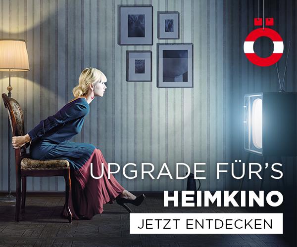 Upgrade für das Heimkino