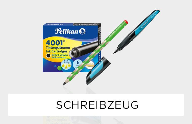 Stifte, Füllfedern, Fineliner und mehr online kaufen - shöpping.at