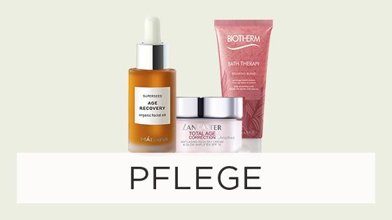Gesicht- und Körperpflege