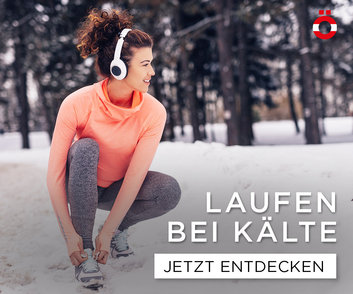 Laufen bei Kälte - shöpping.at
