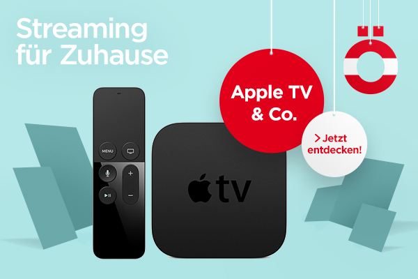 Streaming Apple TV