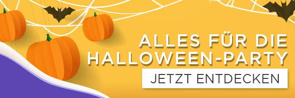 Halloween feiern mit shöpping.at