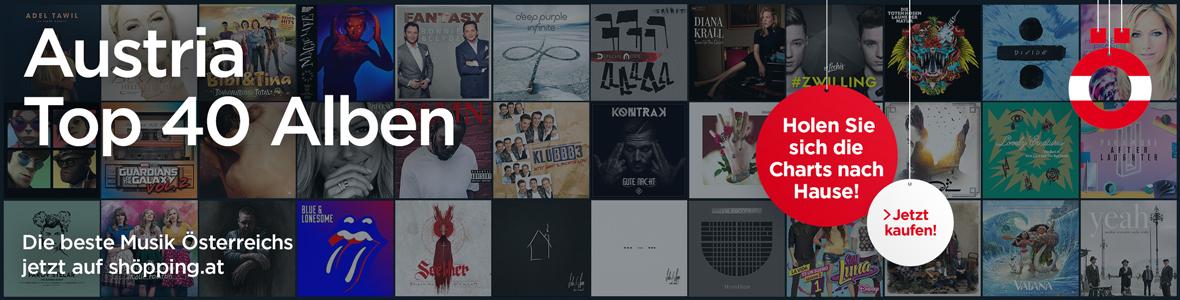 Austria Top 40 Alben