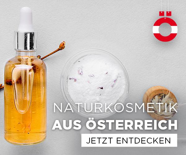 Naturkosmetik aus Österreich