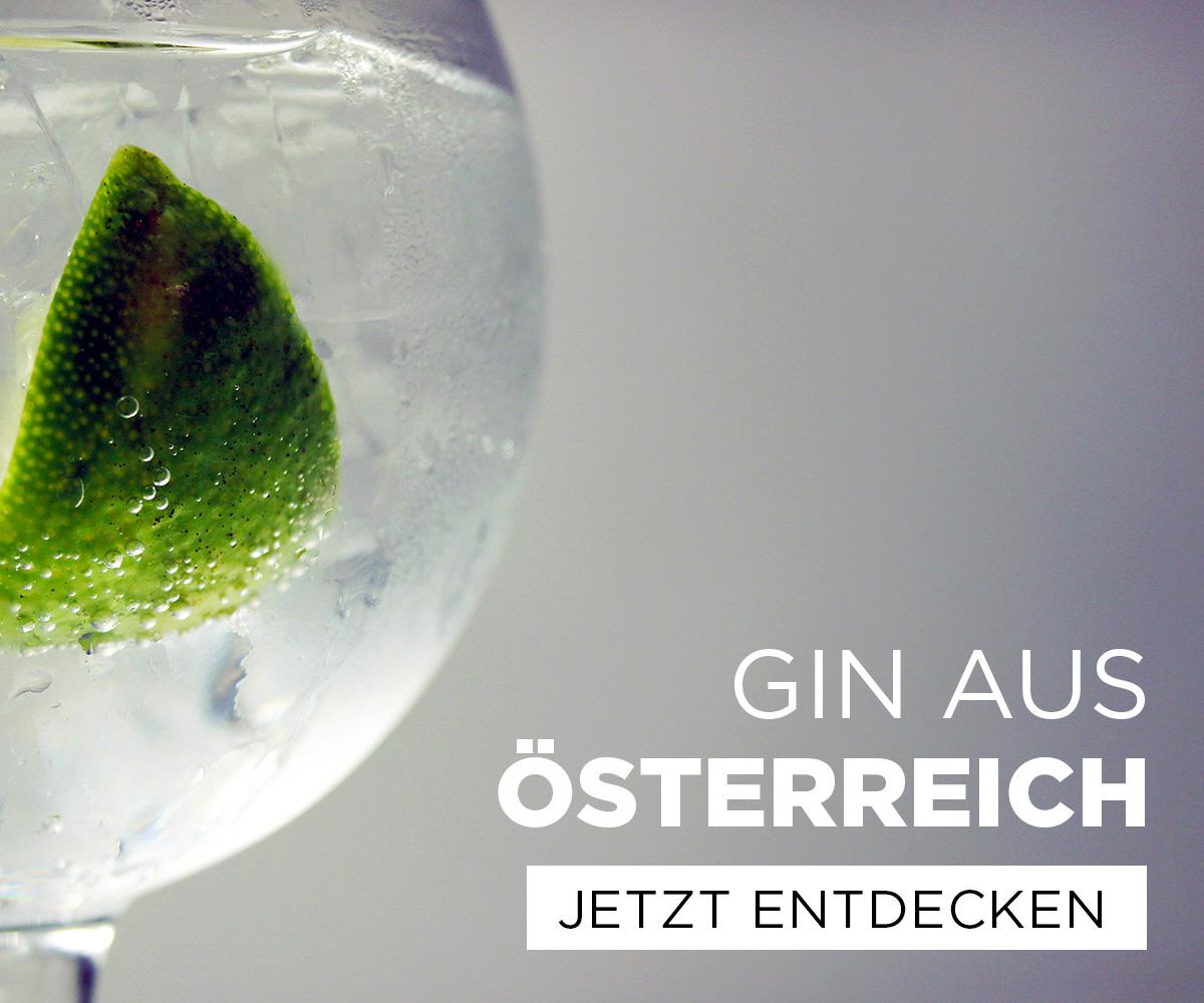 Gin aus Österreich