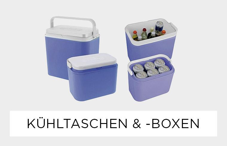 Kühltaschen und Kühlboxen - Ordnung in der Küche