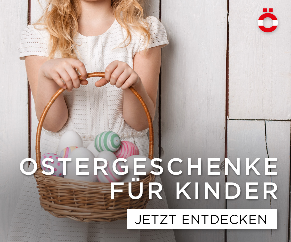 Ostergeschenke für Kinder - shöpping.at