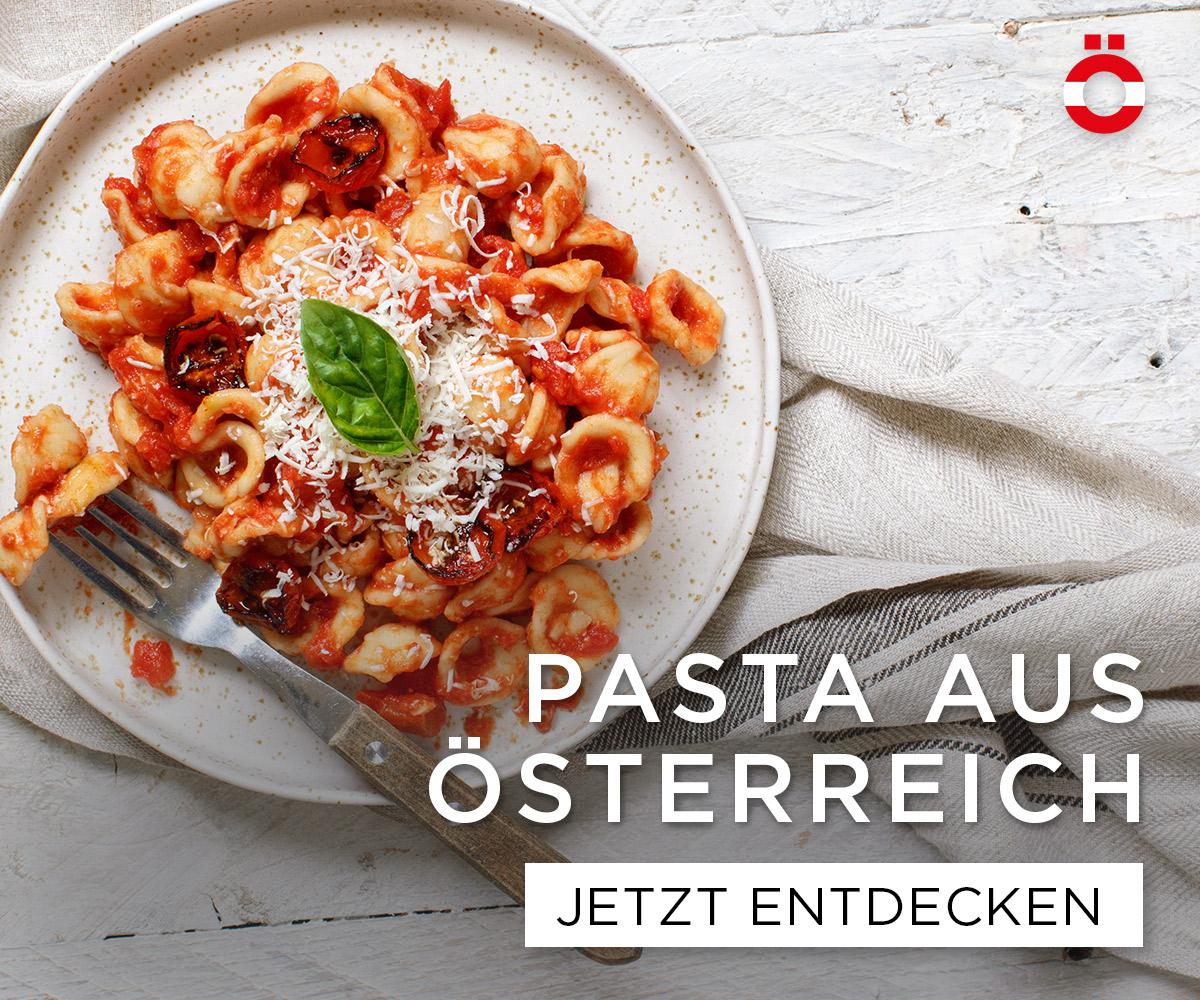 Pasta aus Österreich - shöpping.at