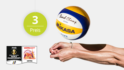 VIP Tickets Beachvolleyball WM