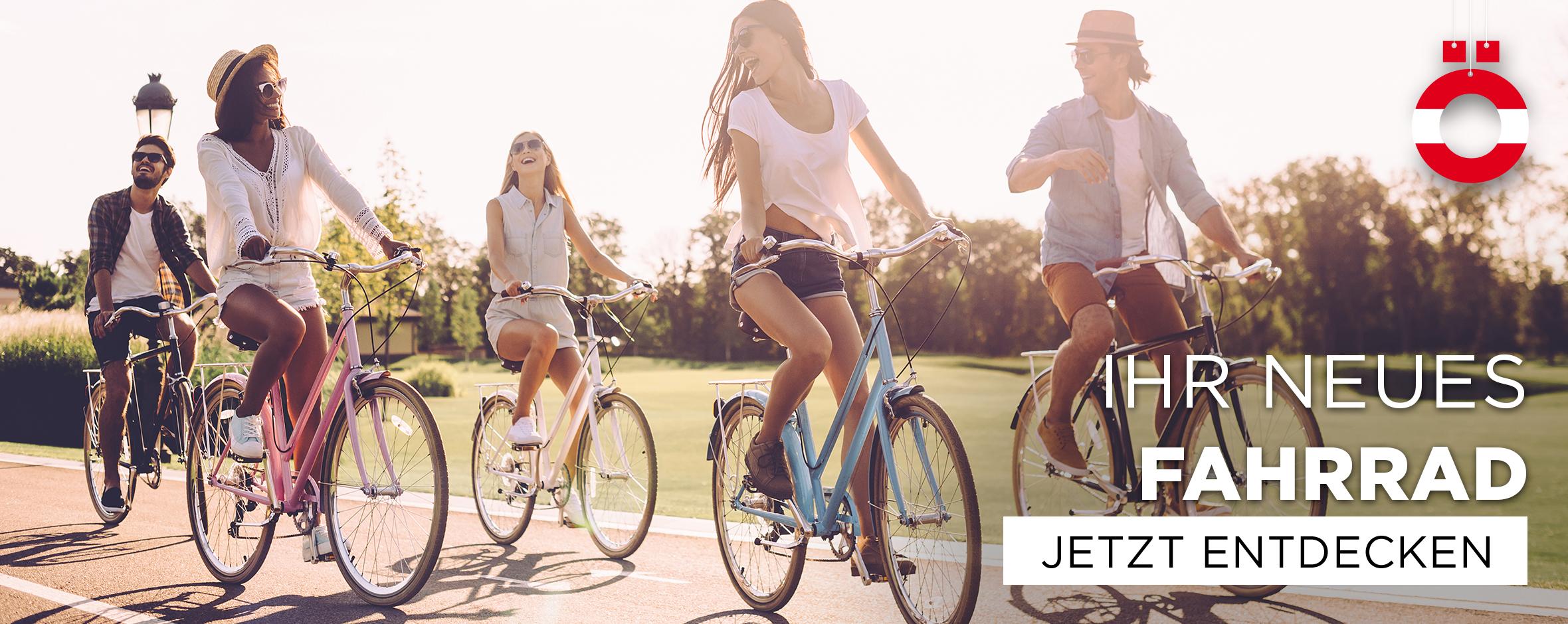 Ihr neues Fahrrad