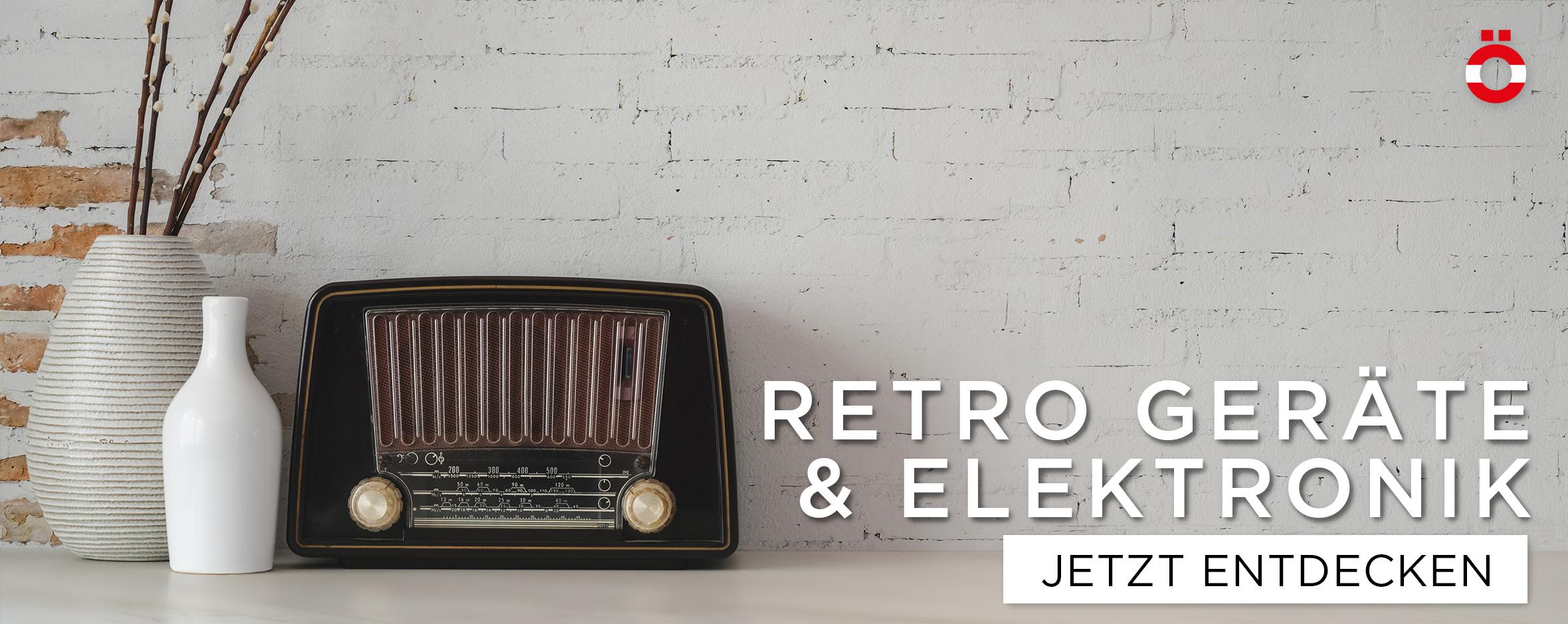 Retro Geräte & Elektronik online kaufen - shöpping.at