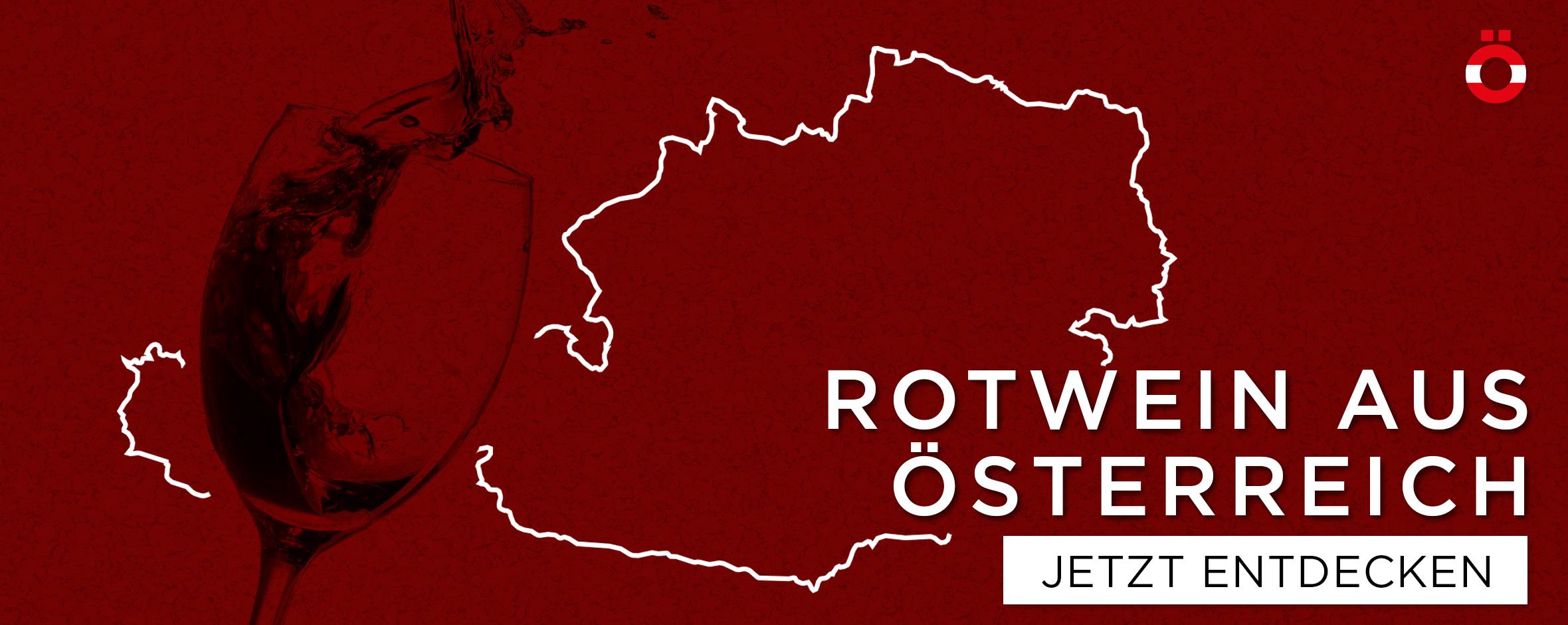 Rotwein aus Österreich - shöpping.at