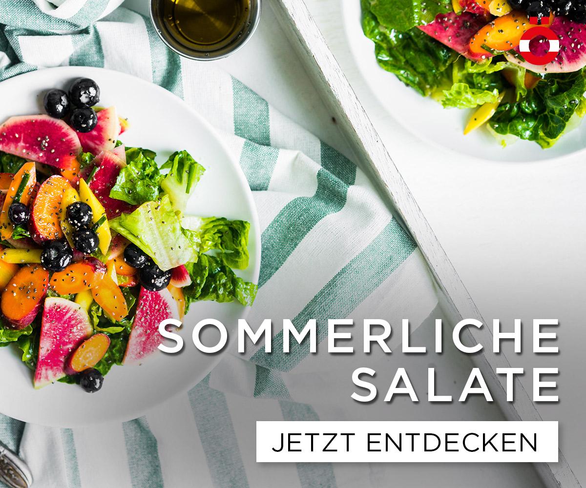 Sommerliche Salate
