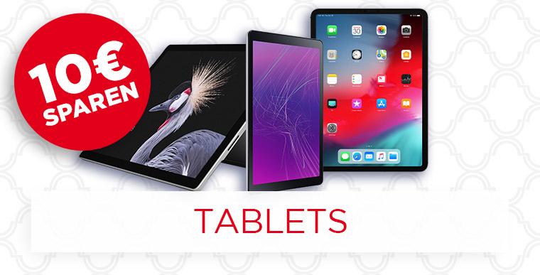 Tablets in Aktion - shöpping.at