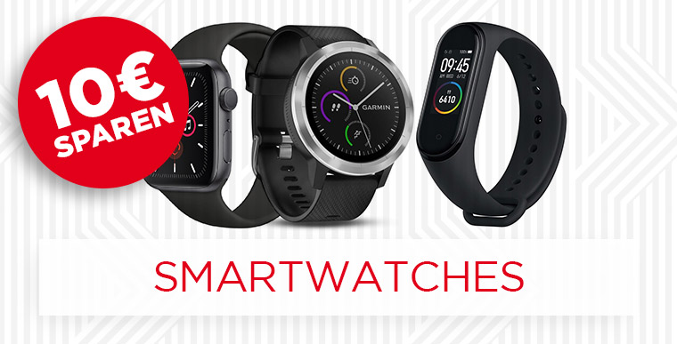 Smartwatches in Aktion - shöpping.at