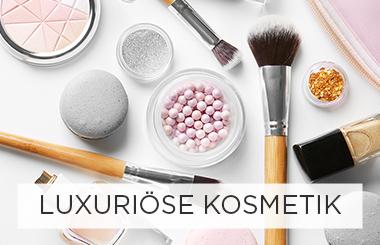 Luxuriöse Kosmetik