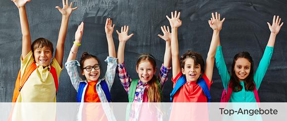 Top-Angebote zum Schulstart
