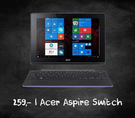 Acer Aspire Switch Angebot