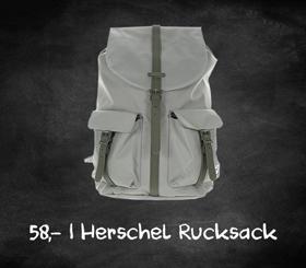 Herschel Rucksack Angebot
