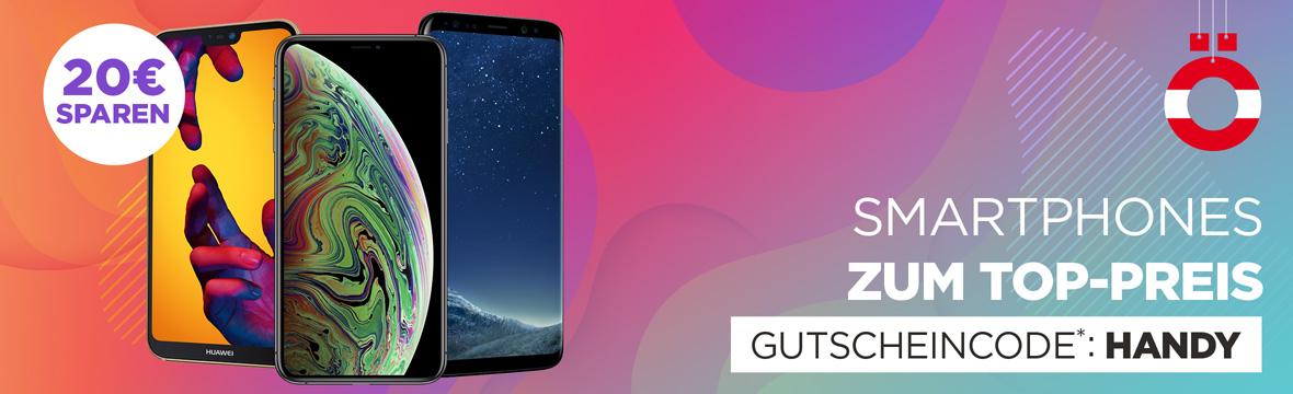 Smartphones zum Top-Preis