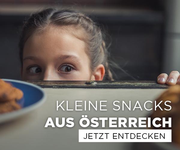 Snacks aus Österreich