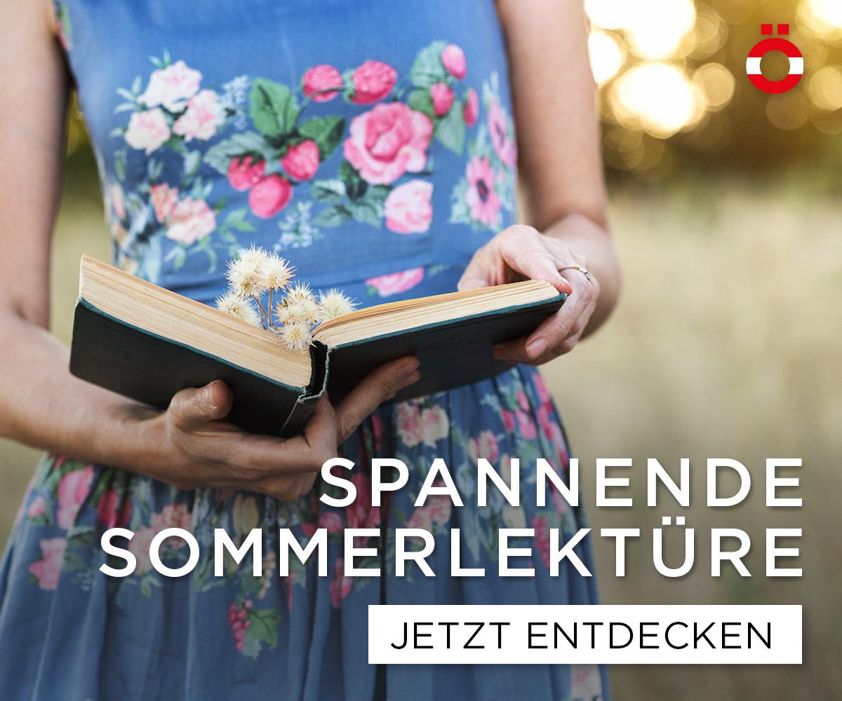 Sommerlektüre 2021 - shöpping.at
