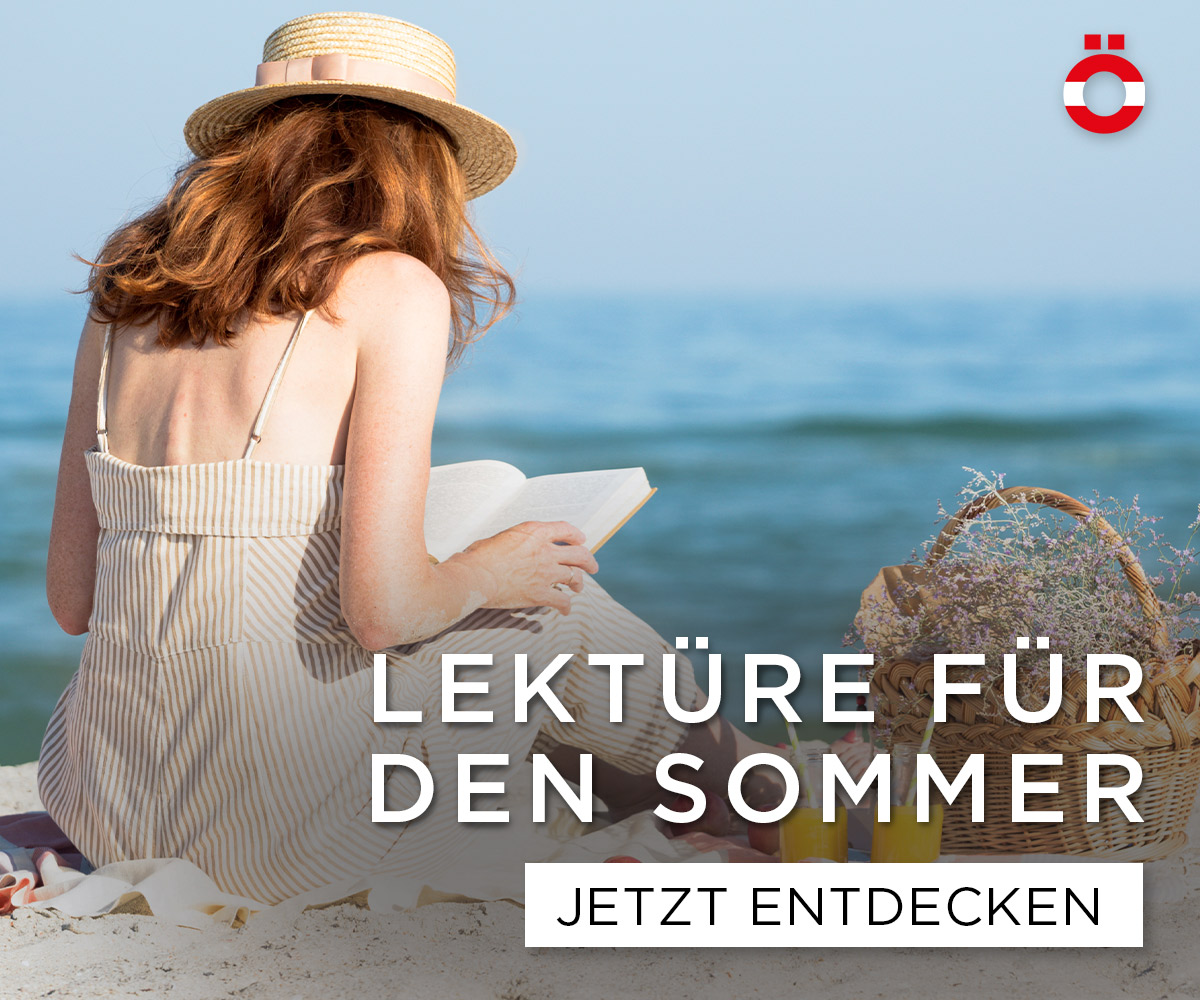 Lesestoff für den Sommer