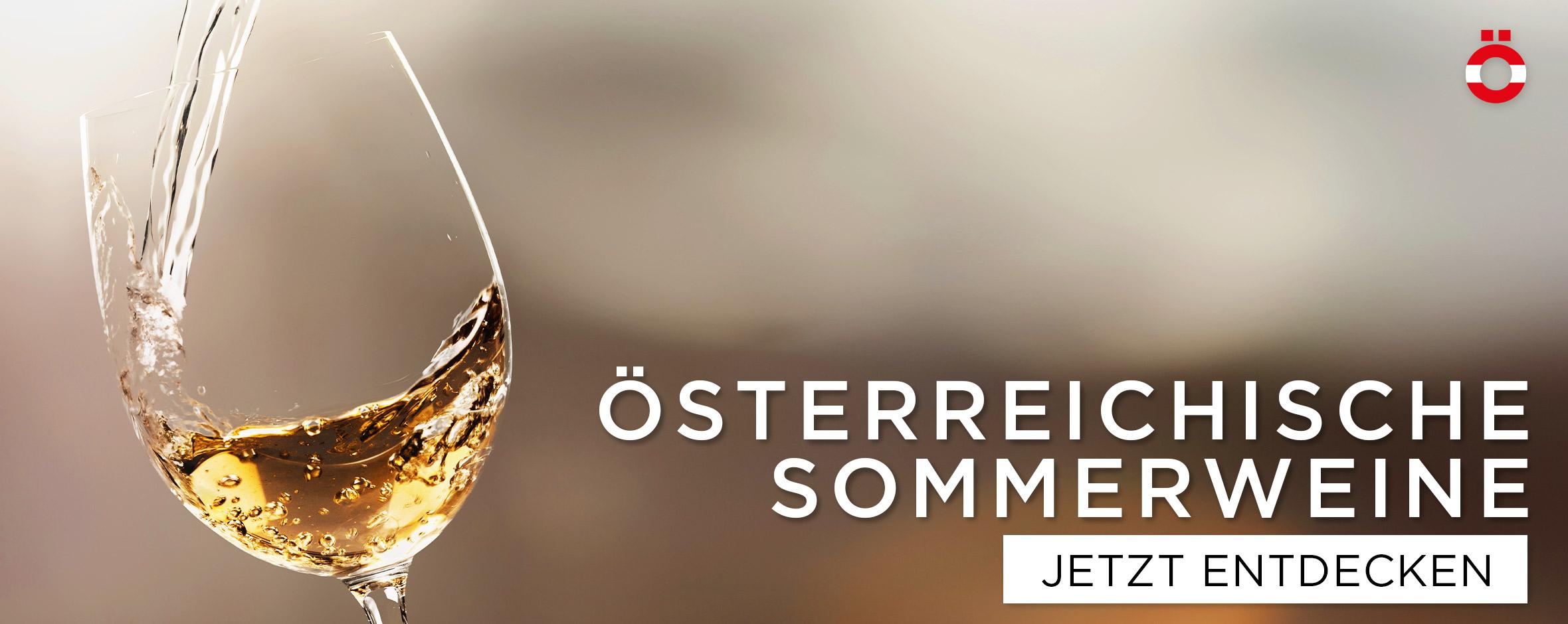 Österreichische Sommerweine