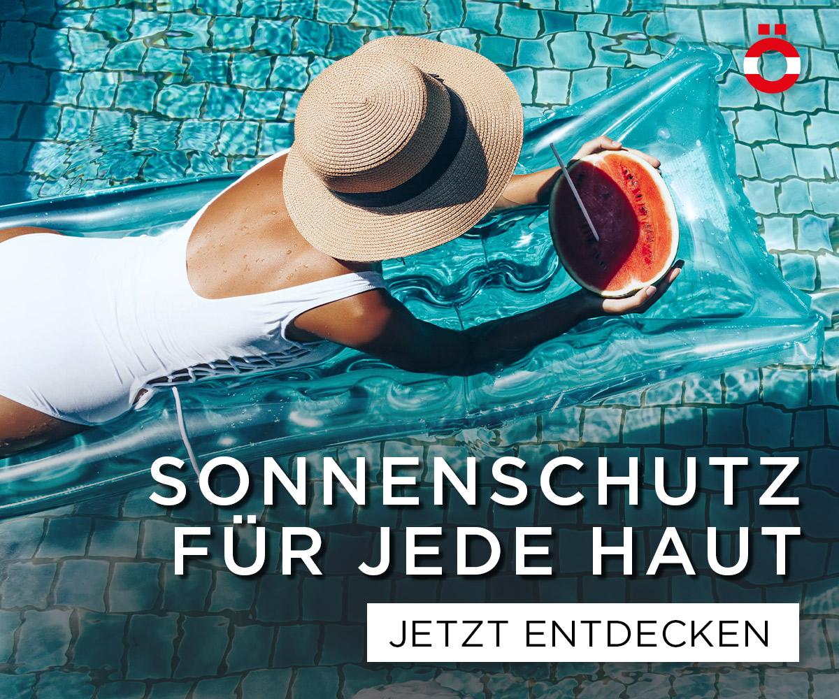 Sonnenschutz & Sonnenpflege - shöpping.at