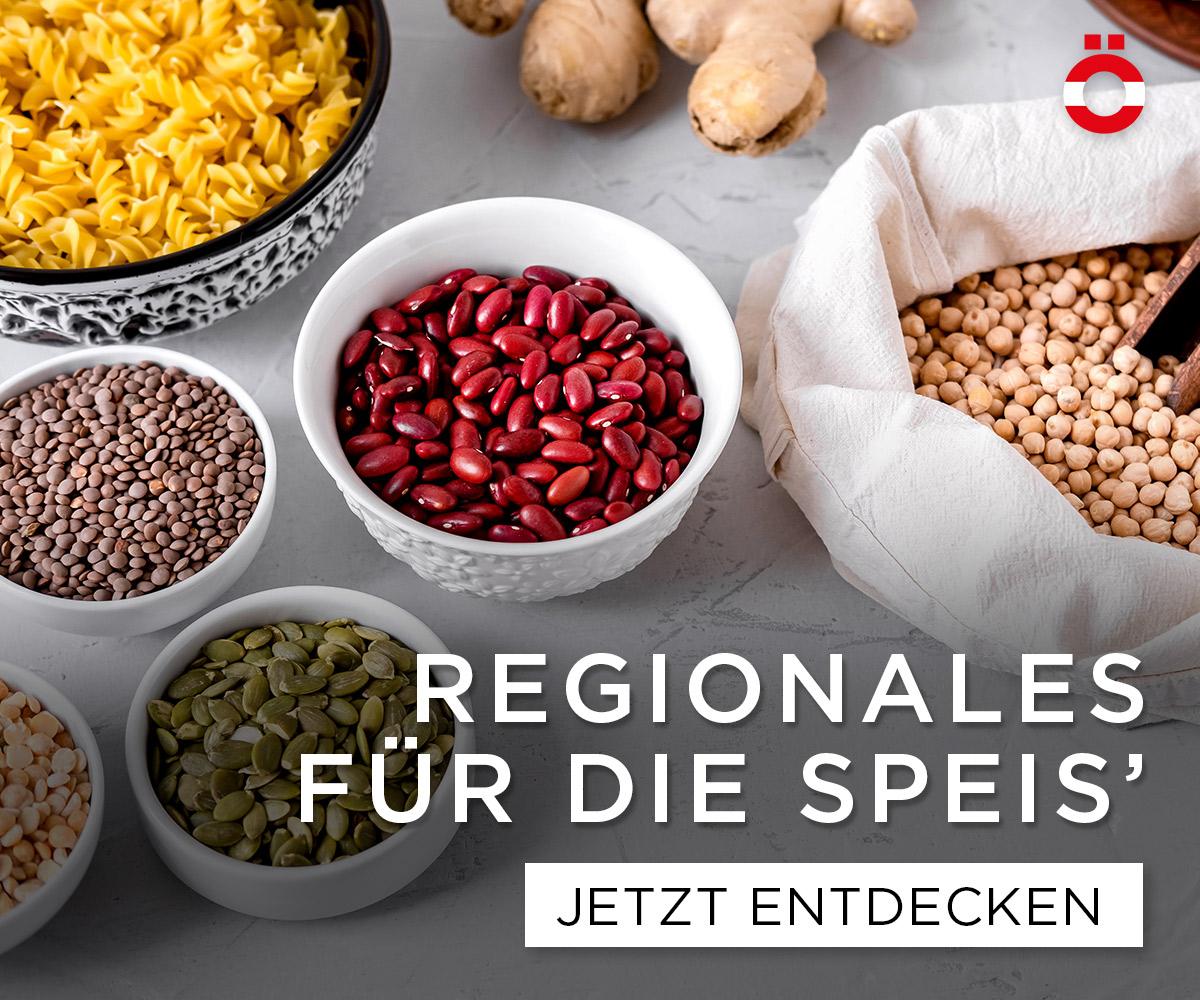 Neues für die Speis' aus Österreich