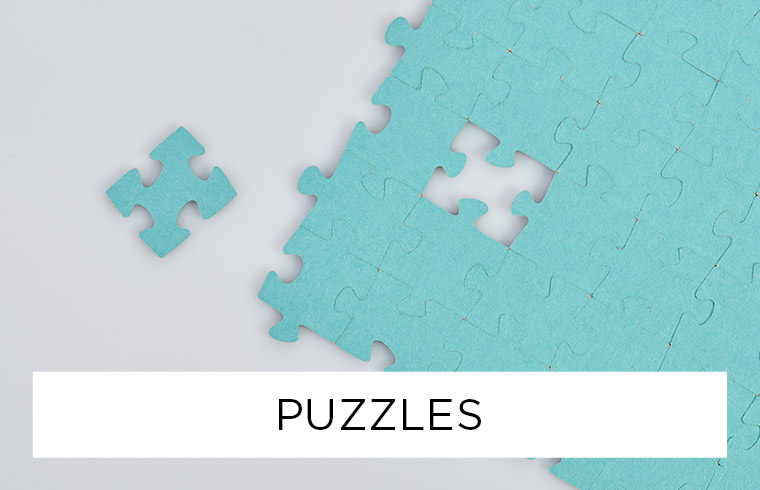 Puzzles - Spiele & Spielzeug - shöpping.at